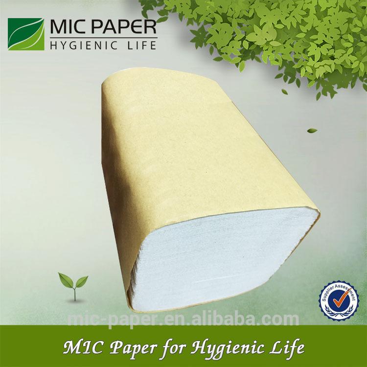混合された材料2プライz折り紙タオル問屋・仕入れ・卸・卸売り