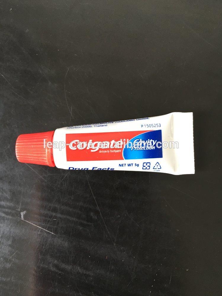 ホテル歯ブラシセット/3グラム歯磨き粉/使い捨て歯磨き粉/ホテル歯科キット問屋・仕入れ・卸・卸売り