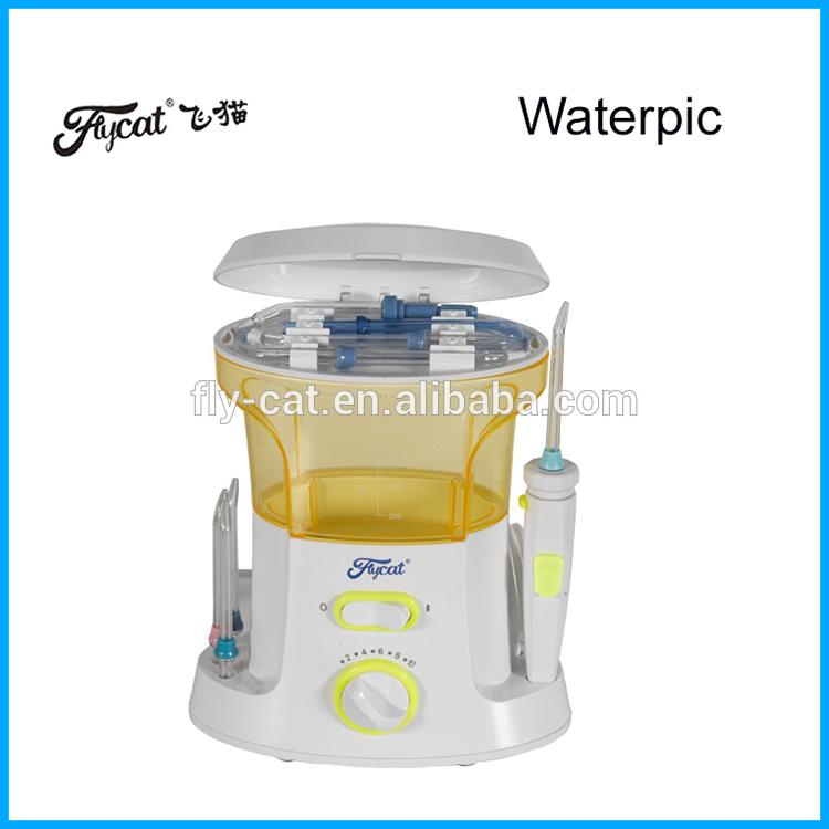 abs材料2015flycat口腔洗浄器、 水flosser、 歯科口腔ケアのための水スパ問屋・仕入れ・卸・卸売り