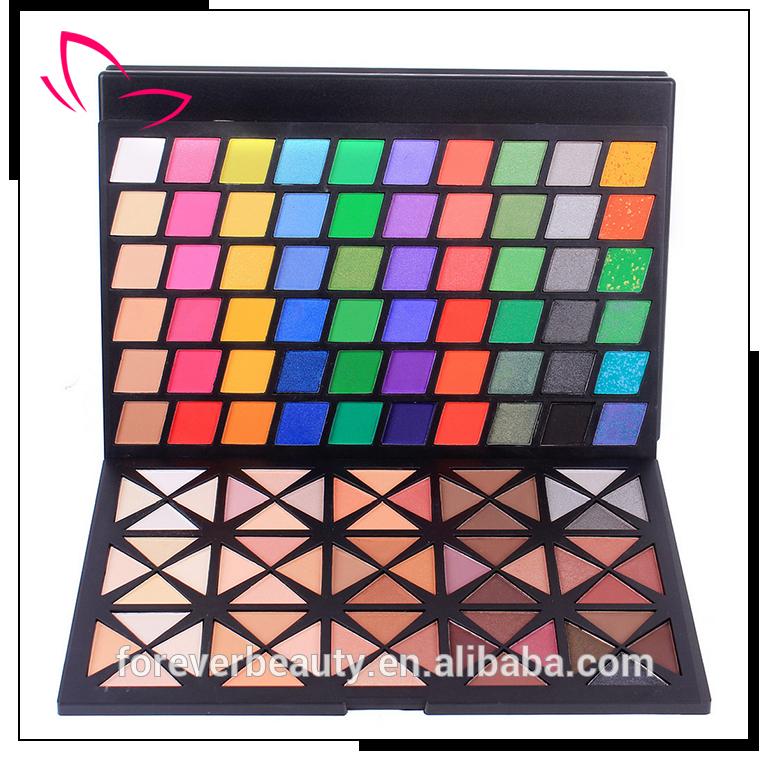 高品質の卸売2015パレットアイシャドーメイクアップ120色の美しさのために問屋・仕入れ・卸・卸売り