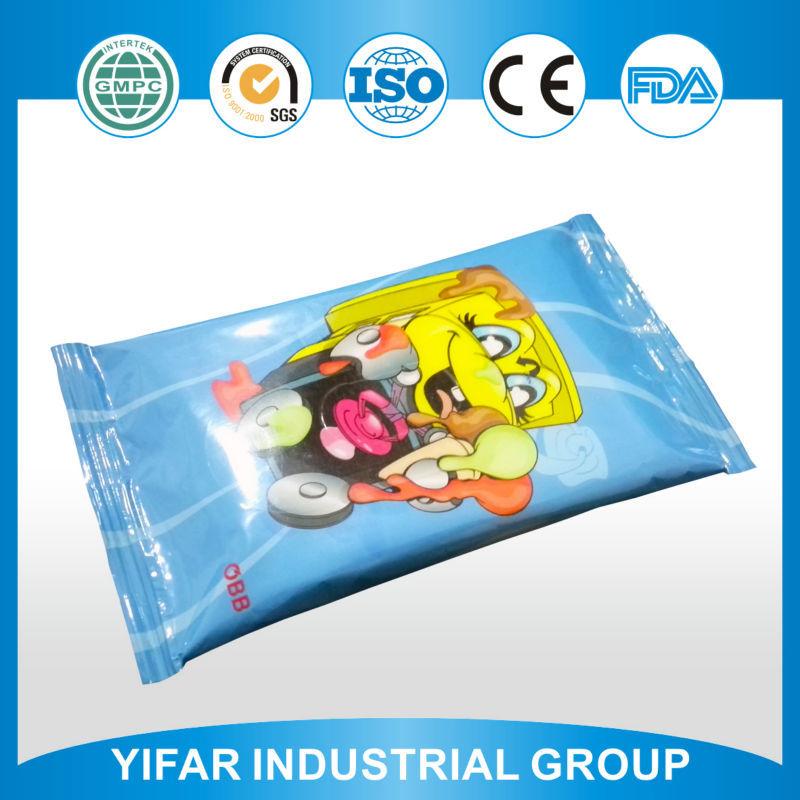 オーガニックベビー用品サプライヤー中国80ct中国で工場の赤ちゃんワイプ問屋・仕入れ・卸・卸売り