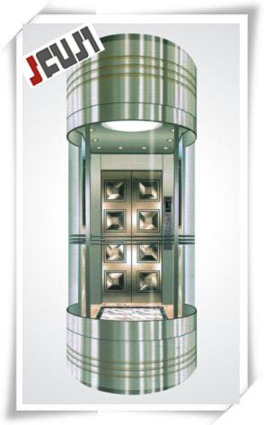 630キログラム高品質パノラマエレベーターガラスエレベーター中国メーカー問屋・仕入れ・卸・卸売り