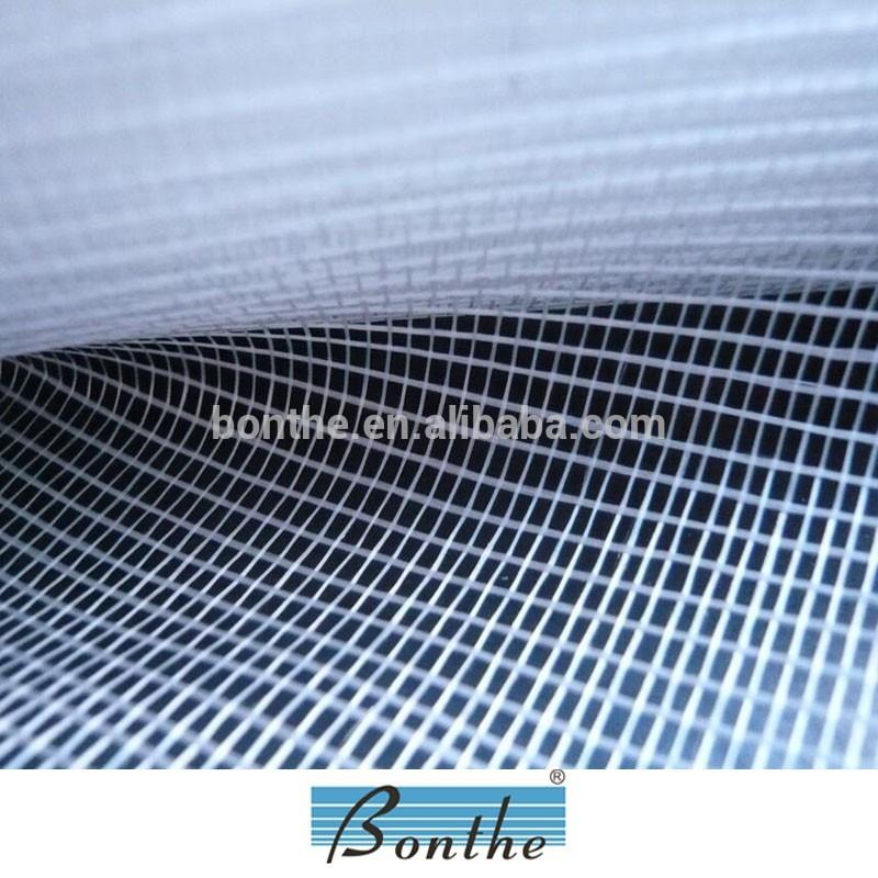2016 bonthehigh品質最高価格アルカリ耐性壁装材ガラス繊維メッシュ、強化ガラス繊維メッシュ問屋・仕入れ・卸・卸売り