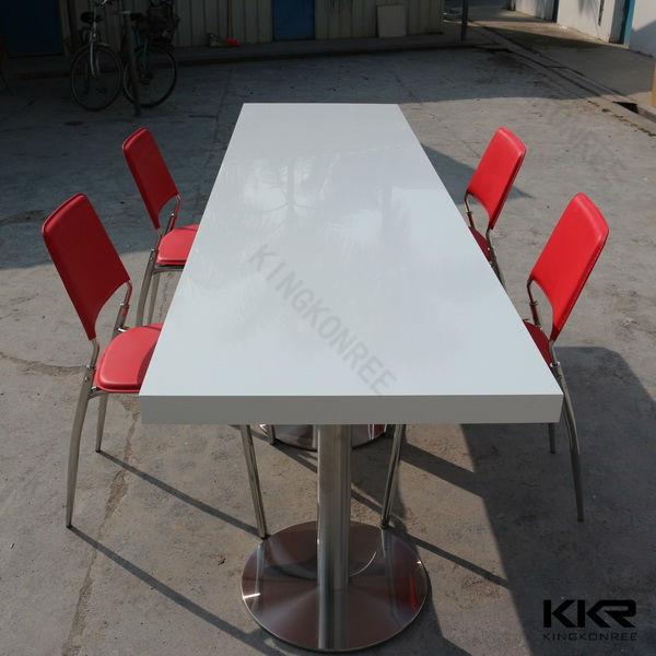 hgh研磨ラウンドの大理石トップダイニングテーブルセット、 モデルのダイニングテーブルと椅子問屋・仕入れ・卸・卸売り
