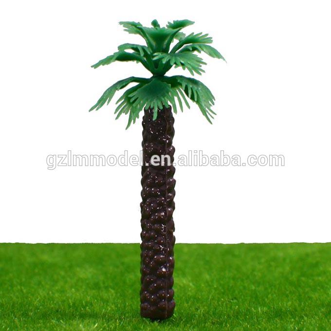 5センチトップ販売クワイツリー/はヤシの木の列車のレイアウト/建築模型レイアウト、m012問屋・仕入れ・卸・卸売り