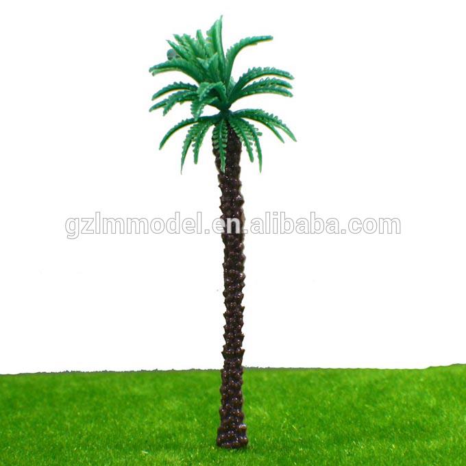 9センチトップ販売ココナッツツリー用トレインレイアウト/建築模型レイアウト、m004問屋・仕入れ・卸・卸売り