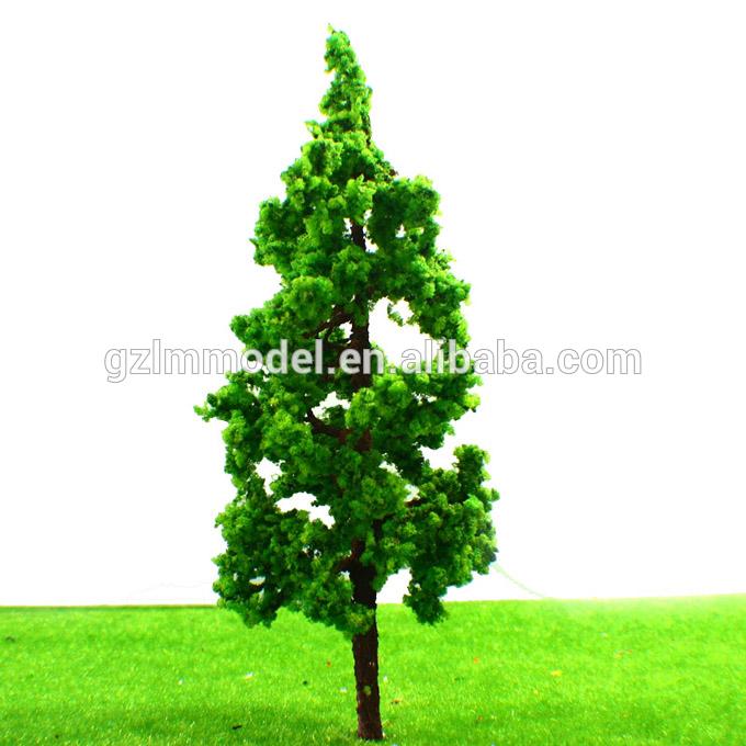 17センチ熱い販売タワーツリー/シミュレーションポール木用トレインレイアウト、FG17055問屋・仕入れ・卸・卸売り