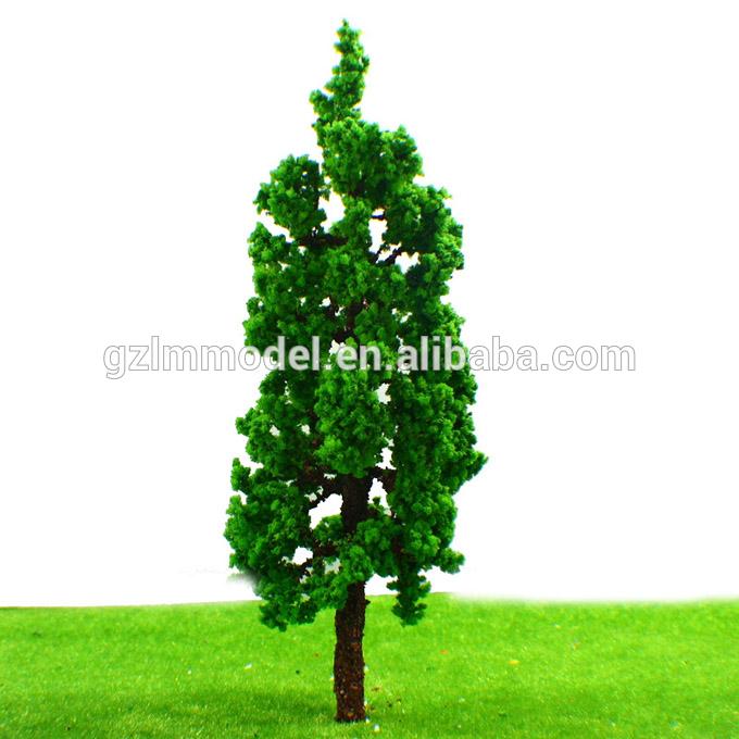 20センチ熱い販売タワーツリー/シミュレーションポール木用トレインレイアウト、FG20060問屋・仕入れ・卸・卸売り