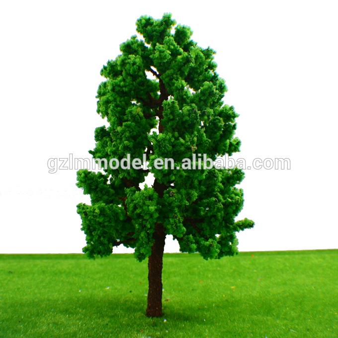 18センチ熱い販売タワーツリー/シミュレーションポール木用トレインレイアウト、FG18090問屋・仕入れ・卸・卸売り