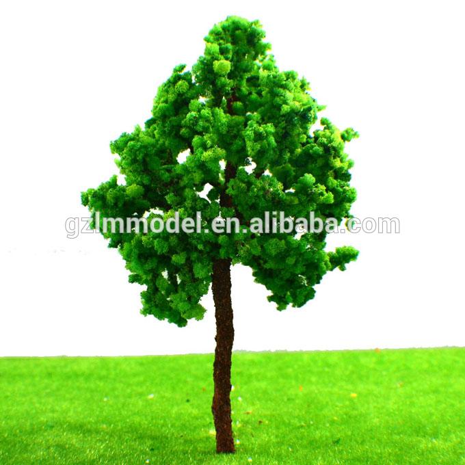 14センチ熱い販売街路樹/シミュレーションポール木用トレインレイアウト、FG14070問屋・仕入れ・卸・卸売り