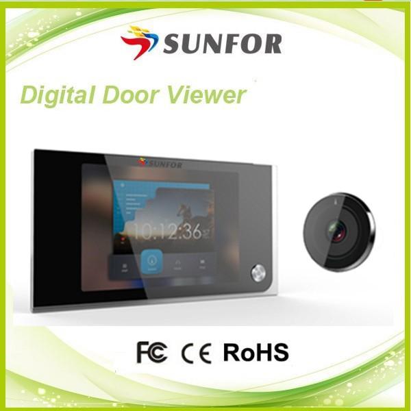 新製品sunfor20153.5インチデジタルドアビューア問屋・仕入れ・卸・卸売り