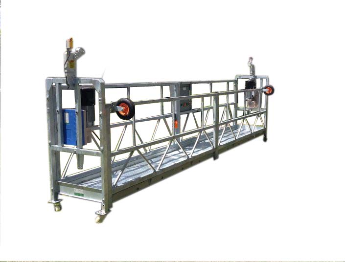 鋼製窓alunimun・プラットフォームをクリーニングceと/iso中国工場問屋・仕入れ・卸・卸売り