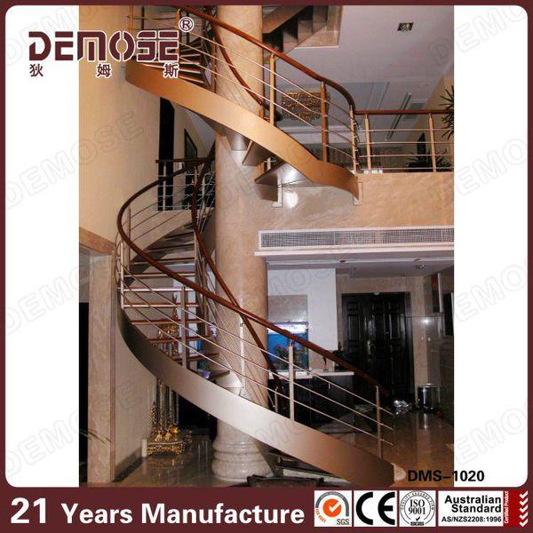 屋内金属階段で木材手順用ロフト階段問屋・仕入れ・卸・卸売り