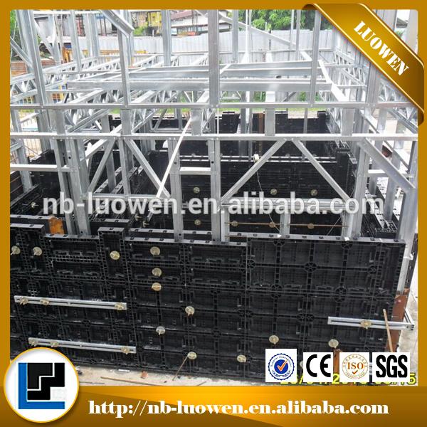 中国卸売ウェブサイトコンクリートプラスチック型枠ベストセラー製品でアメリカ2016問屋・仕入れ・卸・卸売り