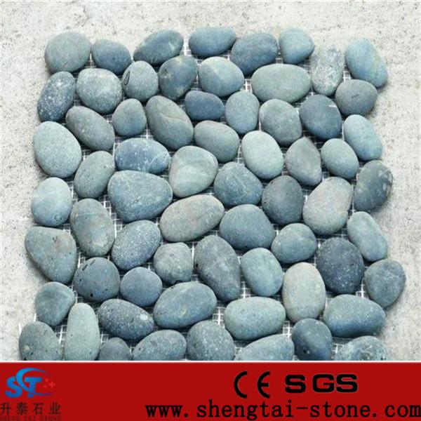 天然ブルー2015熱い販売の中国の川の小石石問屋・仕入れ・卸・卸売り