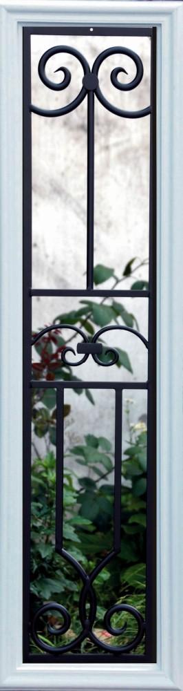 錬鉄とガラスドアローズは鉄外装の入口ドアガラス付き問屋・仕入れ・卸・卸売り