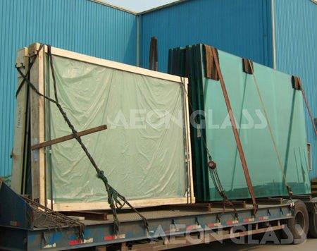 1ミリメートル-19ミリメートルクリア着色反射ガラスミラー積層強化パターンガラス問屋・仕入れ・卸・卸売り