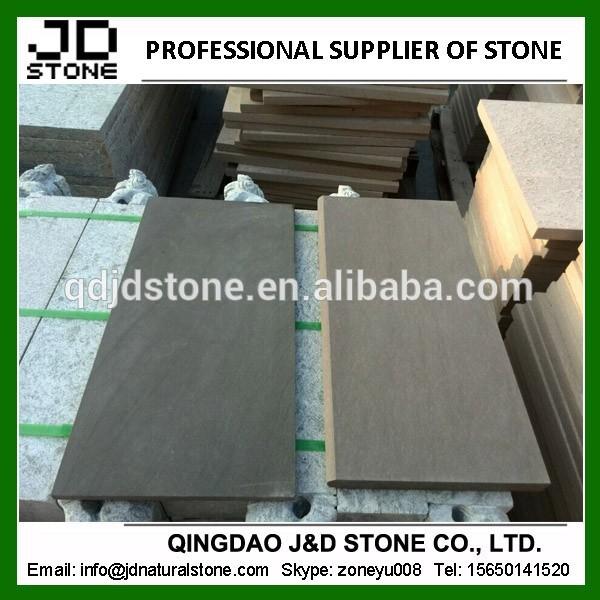 灰色の砂岩のタイル/濃い砂岩問屋・仕入れ・卸・卸売り