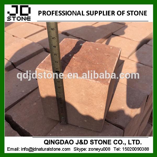 の砂岩ブロック10*10*10cm低価格で問屋・仕入れ・卸・卸売り